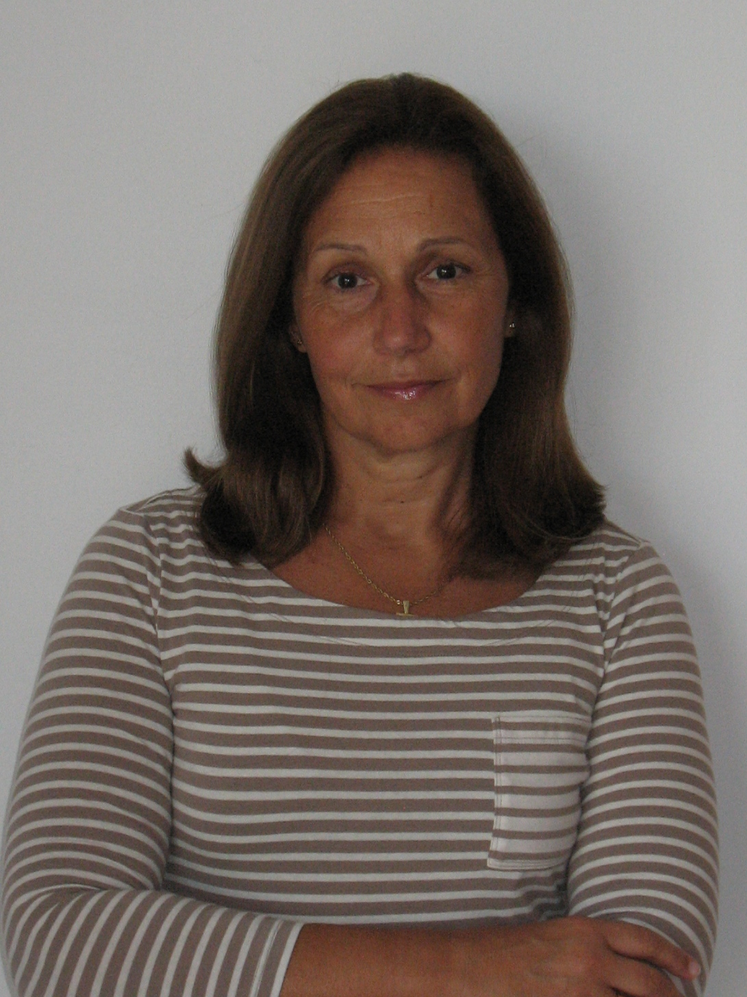 Photo of Claudia V. Angelelli